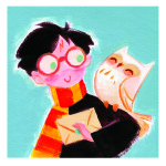 Potter Pet Series: Harry & Hedwig
