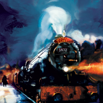 Harry Potter: Hogwarts Express (Canvas)