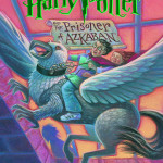 The Harry Potter Book Cover Art Series: The Prisoner of Azkaban