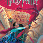 The Harry Potter Book Cover Art Series: The Chamber of Secrets