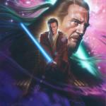 Star Wars: Obi-Wan and Qui-Gon - original concept by John Alvin