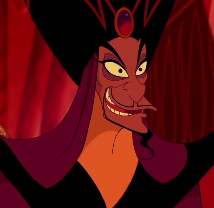 Jafar face
