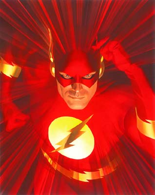 Mythology the Flash