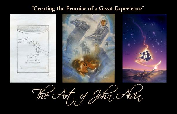 John Alvin Interview The Art of John Alvin Panel