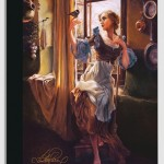 Cinderella's New Day - Embellished
