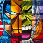 Tim Rogerson: Avengers
