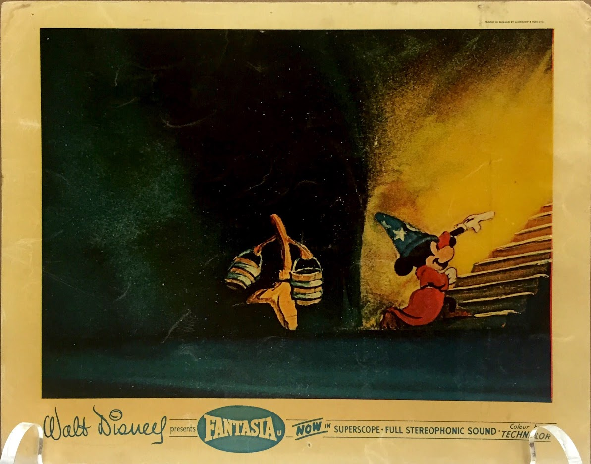 Disney Lobby Cards Collecting Movie And Cartoon History