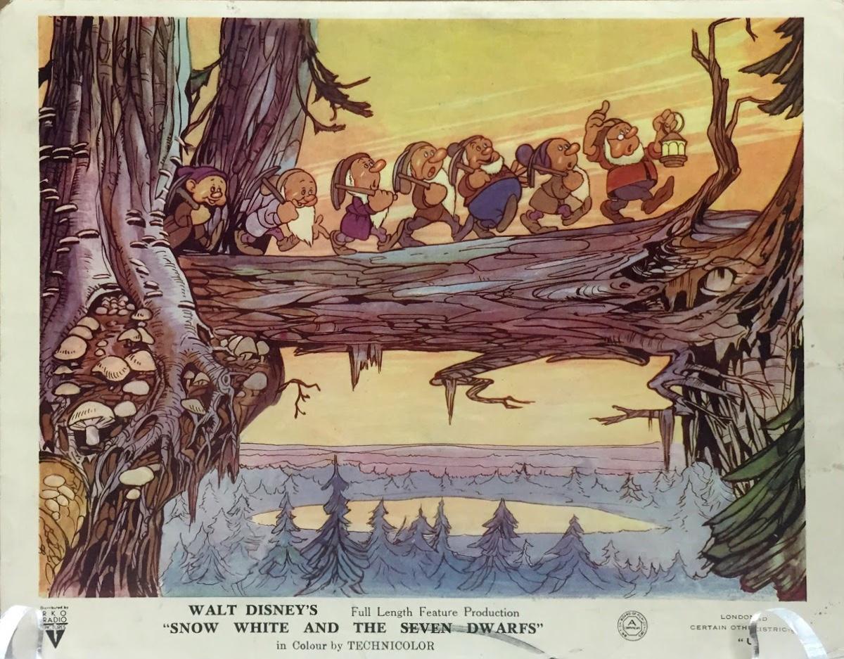 Disney Lobby Cards Collecting Movie And Cartoon History