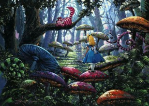 Smile-you-can-trust-alice-in-wonderland-cheshire-cat-artinsights
