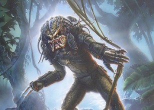 Predator in the Jungle by John Alvin