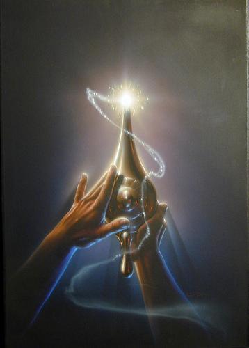 Aladdin Magic Lamp ...