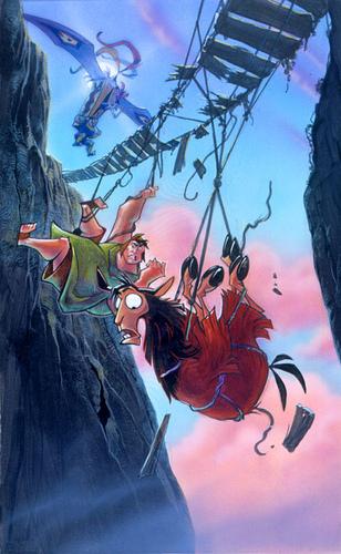 Kuzco, l'Empereur Mégalo [Walt Disney -2001] - Page 6 5918810527