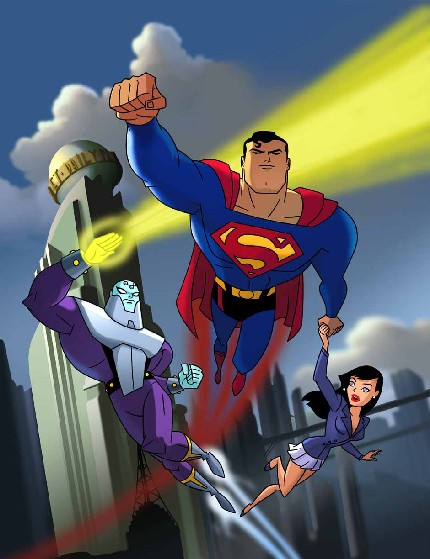 Superman-the-animated-series-DC-Comics-ArtInsights