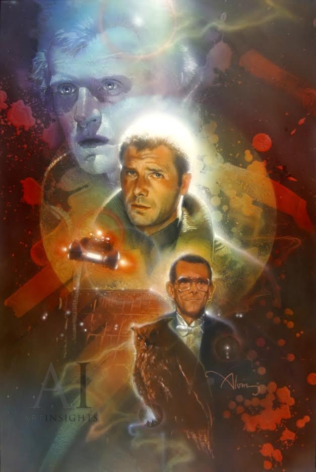 Quot No Choice Pal Quot Blade Runner Limited Edition Giclee On