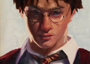 Harry Potter Concept Art by Jim Salvati