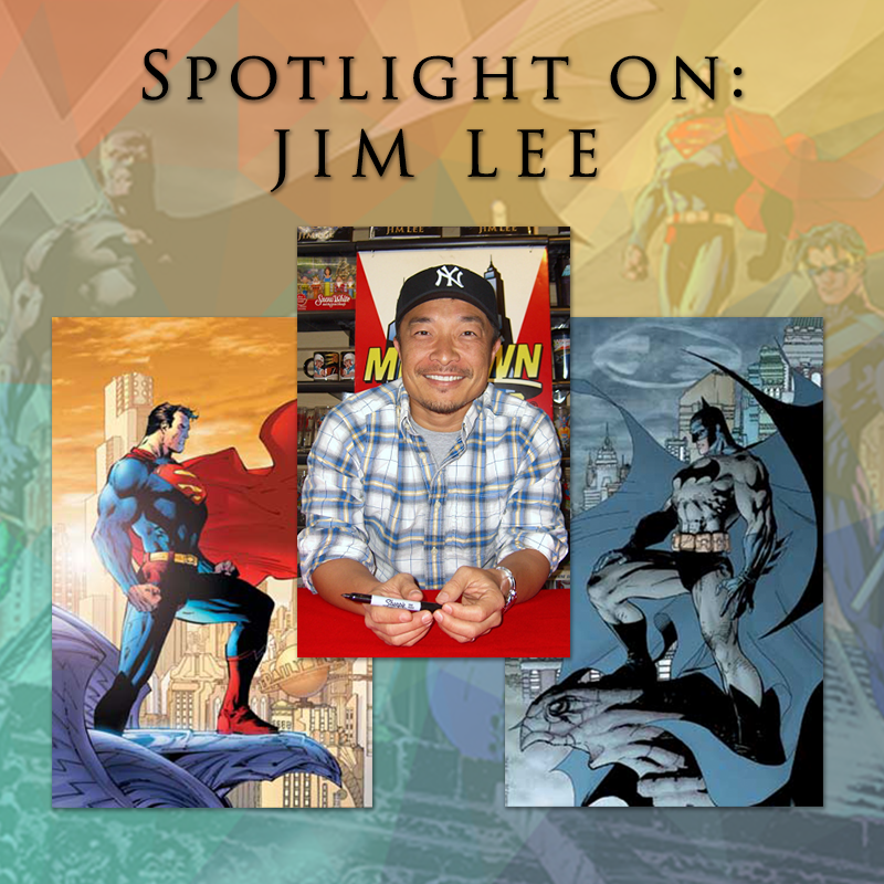 spotlight on jim lee