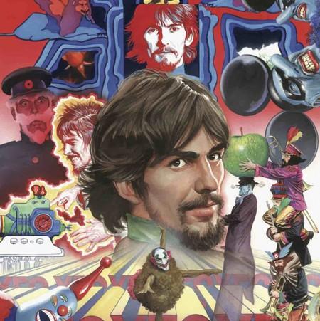 George Beatles Set of 4 Boxed Set