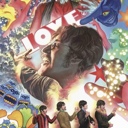 John Beatles Set of 4 Boxed Set