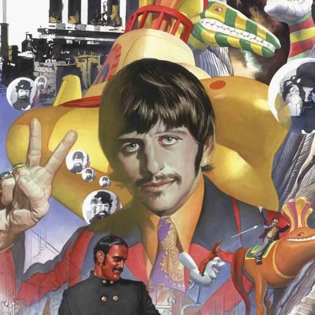 Ringo Beatles Set of 4 Boxed Set