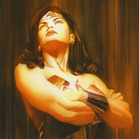 Shadows: Wonder Woman