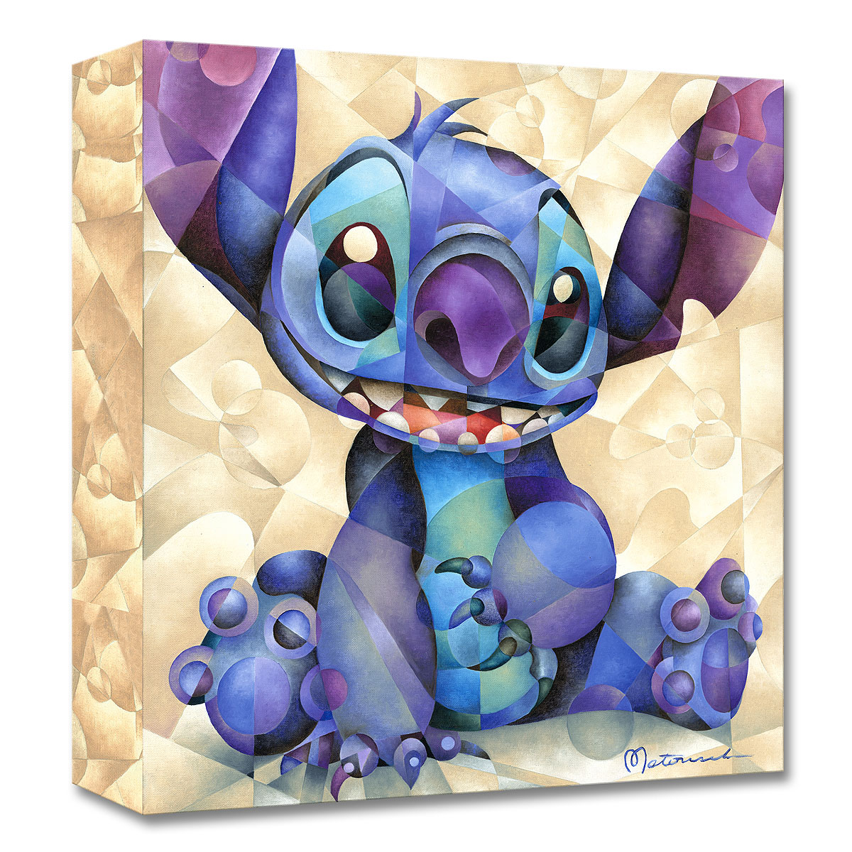 Disney\'s Lilo & Stitch: Cute and Fluffy Treasures on Canvas by Tom ...