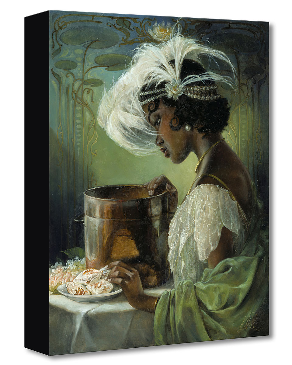 Dig a Little Deeper by Heather Theurer Treasures on Canvas Disney Fine Art $125