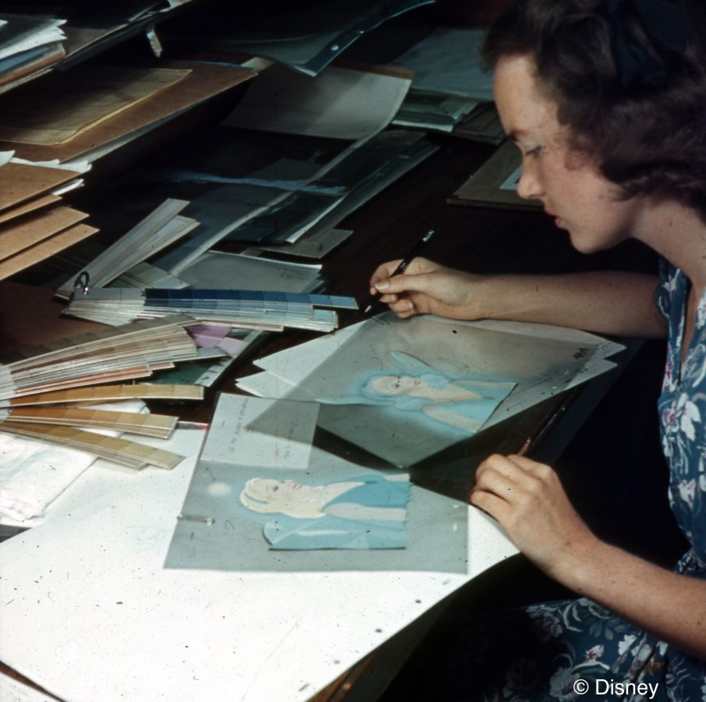 b513ede2 Mindy Johnson: 5 Things You'll find Surprising from INK & PAINT: The Women  of Walt Disney's Animation