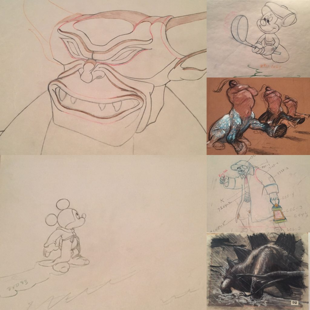 Ink and Paint the women of walt disney animation Archives