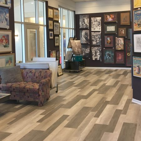 ArtInsights, offering custom framing to Reston, Northern Virginia, and Maryland, as well as animation, film and contemporary art, gets a facelift!